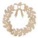 Kaisercraft - Flourishes - Die Cut Wood Pieces - Wreath