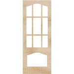Kaisercraft - Flourishes - Die Cut Wood Pieces - Decorative Door Frames