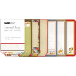 Kaisercraft - Little Toot Collection - Journal Tags