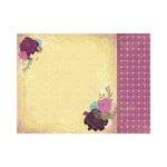 Kaisercraft - Botanical Odyssey - 12 x 12 Double Sided Paper - Fortune