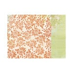 Kaisercraft - Marigold Collection - 12 x 12 Double Sided Paper - Straw