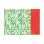 Kaisercraft - Class Act Collection - 12 x 12 Double Sided Paper - Fulfill