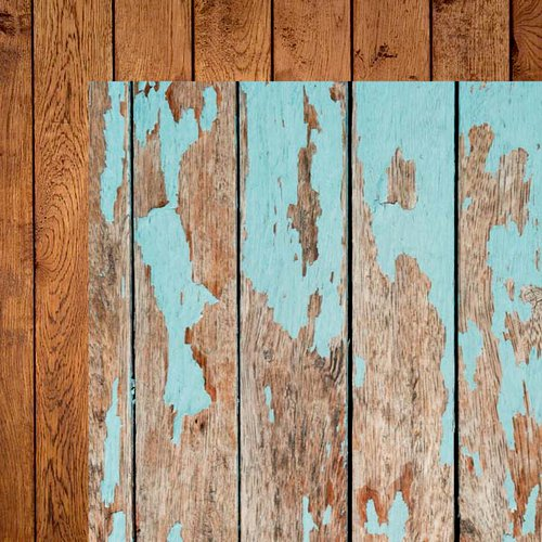 Kaisercraft - Base Coat Collection - 12 x 12 Double Sided Paper - Distressed