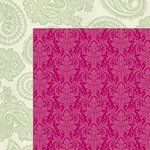 Kaisercraft - Flora Delight Collection - 12 x 12 Double Sided Paper - Regency