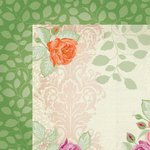 Kaisercraft - Flora Delight Collection - 12 x 12 Double Sided Paper - Chique