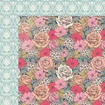 Kaisercraft - Lulu and Roy Collection - 12 x 12 Double Sided Paper - Beauty