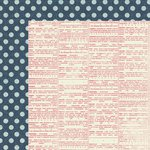 Kaisercraft - Lulu and Roy Collection - 12 x 12 Double Sided Paper - Graceful
