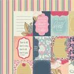 Kaisercraft - Lulu and Roy Collection - 12 x 12 Double Sided Paper - Refined