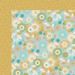 Kaisercraft - Elegance Collection - 12 x 12 Double Sided Paper - Energy