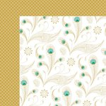 Kaisercraft - Elegance Collection - 12 x 12 Double Sided Paper - Pure
