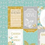 Kaisercraft - Elegance Collection - 12 x 12 Double Sided Paper - Spirit