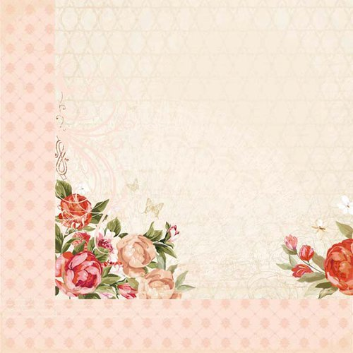 Kaisercraft - On This Day Collection - 12 x 12 Double Sided Paper - Ceremony