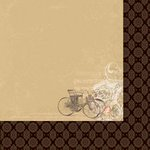 Kaisercraft - On This Day Collection - 12 x 12 Double Sided Paper - Union