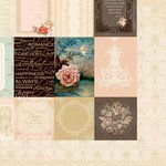 Kaisercraft - On This Day Collection - 12 x 12 Double Sided Paper - Proposal