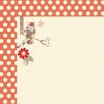 Kaisercraft - Sweet Pea Collection - 12 x 12 Double Sided Paper - Petite