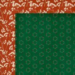 Kaisercraft - Holly Bright Collection - Christmas - 12 x 12 Double Sided Paper - Tree Trunk