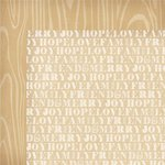 Kaisercraft - Holly Bright Collection - Christmas - 12 x 12 Double Sided Paper - Rustic