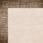 Kaisercraft - Base Coat Collection - 12 x 12 Double Sided Paper - Linen