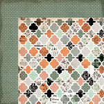 Kaisercraft - Mister Fox Collection - 12 x 12 Double Sided Paper - Honourable