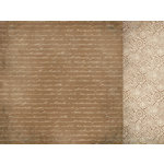 Kaisercraft - Heirloom Collection - 12 x 12 Double Sided Paper - Retrace