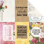 Kaisercraft - Be-YOU-tiful Collection - 12 x 12 Double Sided Paper - Delightful