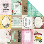 Kaisercraft - Be-YOU-tiful Collection - 12 x 12 Double Sided Paper - Dazzling