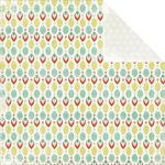 Kaisercraft - Mistletoe Collection - Christmas - 12 x 12 Double Sided Paper - Jingle Bells
