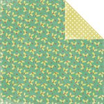 Kaisercraft - Mistletoe Collection - Christmas - 12 x 12 Double Sided Paper - Holly