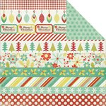 Kaisercraft - Mistletoe Collection - Christmas - 12 x 12 Double Sided Paper - Santa's Helper