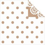 Kaisercraft - Mix and Match Collection - 12 x 12 Double Sided Paper - Polka Dot