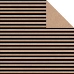 Kaisercraft - Mix and Match Collection - 12 x 12 Double Sided Paper - Pinstripe