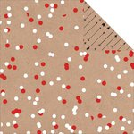 Kaisercraft - Mix and Match Collection - 12 x 12 Double Sided Paper - Confetti