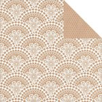 Kaisercraft - Mix and Match Collection - 12 x 12 Double Sided Paper - Lace