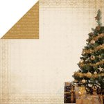 Kaisercraft - Yuletide Collection - Christmas - 12 x 12 Double Sided Paper - Good Tidings