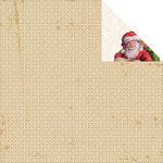 Kaisercraft - Yuletide Collection - Christmas - 12 x 12 Double Sided Paper - Nativity