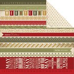 Kaisercraft - Yuletide Collection - Christmas - 12 x 12 Double Sided Paper - Goodwill