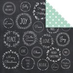 Kaisercraft - North Pole Collection - Christmas - 12 x 12 Double Sided Paper - Christmas Magic