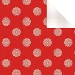 Kaisercraft - North Pole Collection - Christmas - 12 x 12 Double Sided Paper - Icicle