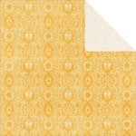 Kaisercraft - Tropical Punch Collection - 12 x 12 Double Sided Paper - Lemonade