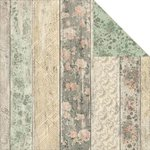 Kaisercraft - Rustic Harmony Collection - 12 x 12 Double Sided Paper - Tranquil