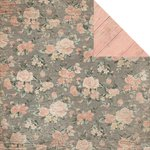Kaisercraft - Rustic Harmony Collection - 12 x 12 Double Sided Paper - Peace