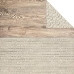 Kaisercraft - Rustic Harmony Collection - 12 x 12 Double Sided Paper - Delightful