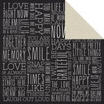 Kaisercraft - Hello Today Collection - 12 x 12 Double Sided Paper - Current