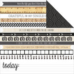 Kaisercraft - Hello Today Collection - 12 x 12 Double Sided Paper - Nowadays