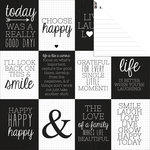 Kaisercraft - Hello Today Collection - 12 x 12 Double Sided Paper - New
