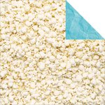Kaisercraft - Pop Collection - 12 x 12 Double Sided Paper - Popcorn