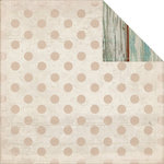 Kaisercraft - Blue Bay Collection - 12 x 12 Double Sided Paper - Shimmer