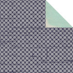 Kaisercraft - Blue Bay Collection - 12 x 12 Double Sided Paper - Baltic