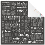 Kaisercraft - Chase Rainbows Collection - 12 x 12 Double Sided Paper - Shade