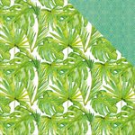 Kaisercraft - Say Aloha Collection - 12 x 12 Double Sided Paper - Palm